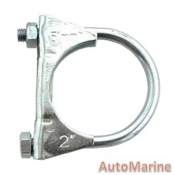 Exhaust Clamp - 51mm