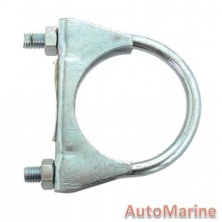 Exhaust Clamp - 54mm