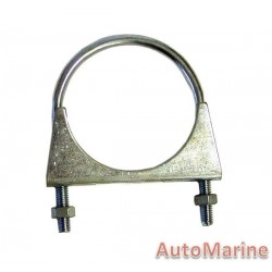 Exhaust Clamp - 79mm