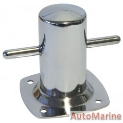 Stainless Steel Anchor Cross Bollard