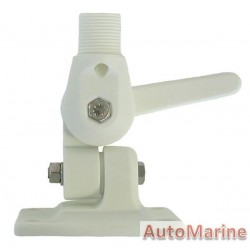 Fully Adjustable Antenna Mount - Nylon