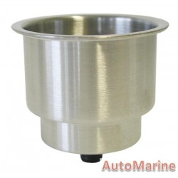 Stainless Steel Can Holder - Large