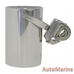 Heavy Duty Stainless Steel Beverage Holder