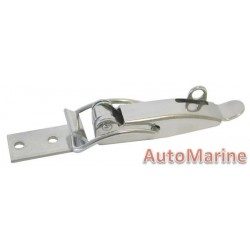 Stainless Steel Canopy Clamp