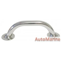 Hand Rail - Round - Stainless Steel - 200mm