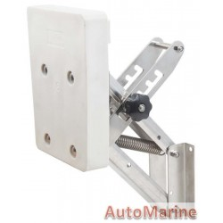 Auxiliary Outboard Motor Support Bracket