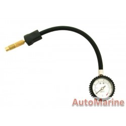 Air Down Gauge for Compressors