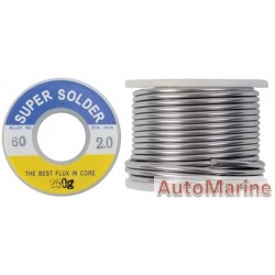 Solder with Resin Core - 2mm