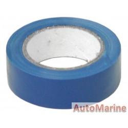 PVC Insulation Tape - Blue - 10m