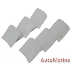 Windscreen Wiper Aid - White