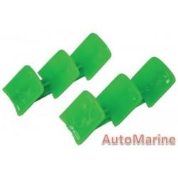 Windscreen Wiper Aid - Neon Green