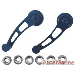 Universal Window Winder Set - Blue