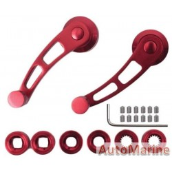 Universal Window Winder Set - Red