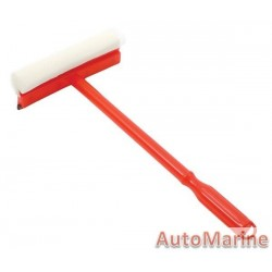 Windscreen Squeegee - Plastic Handle