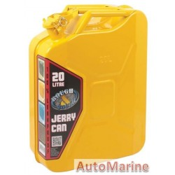 Jerry Can - 20L - Yellow