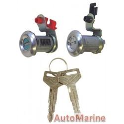 1 Tonner Door Lock Set (85-99)