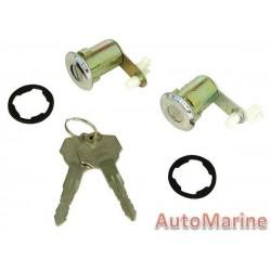 Nissan 1400 LDV Door Lock Set