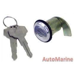 Nissan Fuel Flap Lock