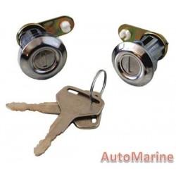 Hilux Door Lock Set (1984 - 2001)
