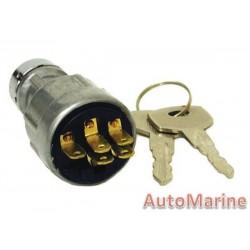 Ignition Switch Isuzu KB20 with Keys