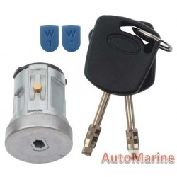 Figo Ignition Barrel with Keys