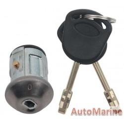 Rocam Ignition Barrel with Keys