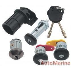 Fiesta / Ikon Ignition Barrel and Door Locks with Keys