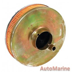 Pancake Air Filter - 54mm Inlet