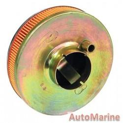 Pancake Air Filter - 63mm Inlet
