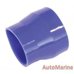 Rubber Joining Reducing Sleeve - Blue