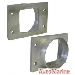 Universal Air FIlter Adaptor Plate for Fuel Injected Motors
