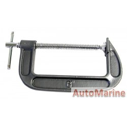 G Clamp - 150mm - Heavy Duty