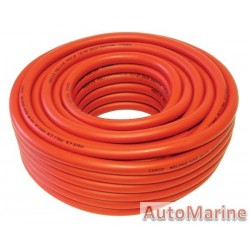 Welding Hose - Red - 8mm x 20m