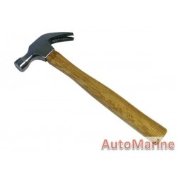 Claw Hammer - 16oz - Wooden Handle