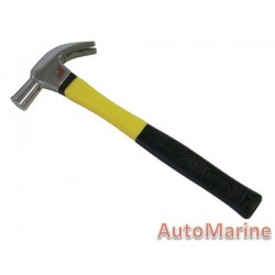 Claw Hammer - 16oz - Fibreglass Handle