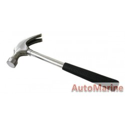 Claw Hammer - 8oz - Metal Handle