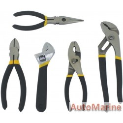Plier Set - 5 Piece