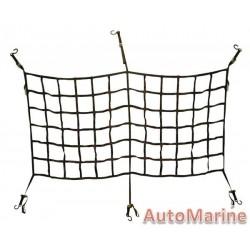 Cargo Net - Heavy Duty - 180cm x 240cm - 6 Hook