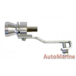 Exhaust Pipe Whistle