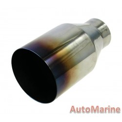 Exhaust Tail Piece - 58mm Inlet
