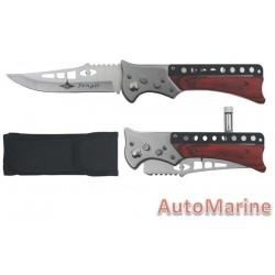 Knife - Folding - 11cm Blade Length
