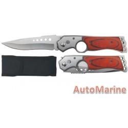 Knife - Folding - 12cm Blade Length