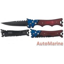 Knife - Folding - 9cm Blade Length