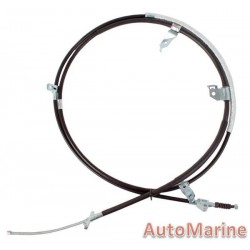 Toyota Quantum Rear Wheel Cable - Right