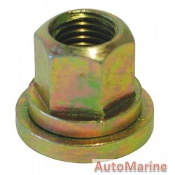 Flange Manifold Nut for Toyota Windscreen Washer