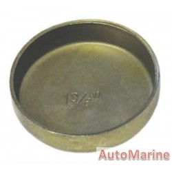 """Welch Plug - Zinc Plated - 1.375"""" (34.92mm)"""