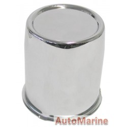 Rim Center Cap - Chrome - 80.77mm