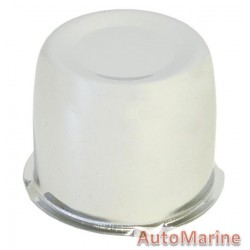 Rim Center Cap - Chrome - 83.82mm