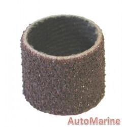 Drum Abrasive - 100 Grit - Diameter 12.7mm