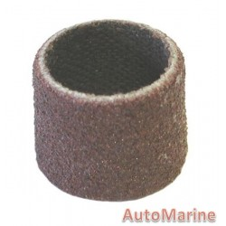 Drum Abrasive - 120 Grit - Diameter 12.7mm
